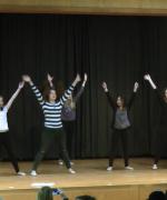Modern Jazz Gruppe Ballettverein Karlsruhe 4