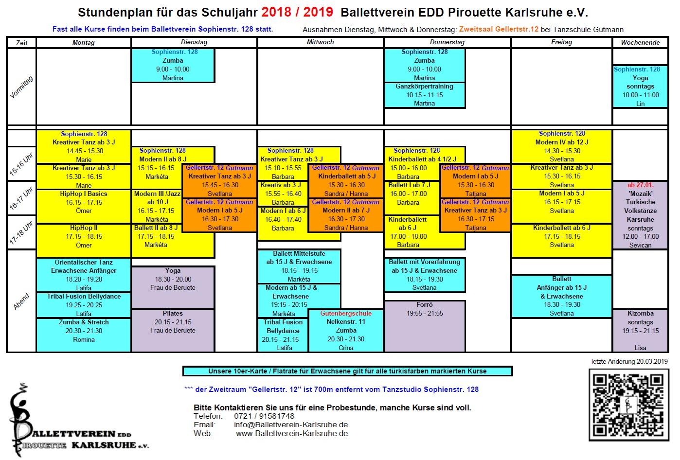 Stundenplan_Ballett_Ballettschule_Karlsruhe_Modern_Dance_Flamenco_Tanzschule_2018