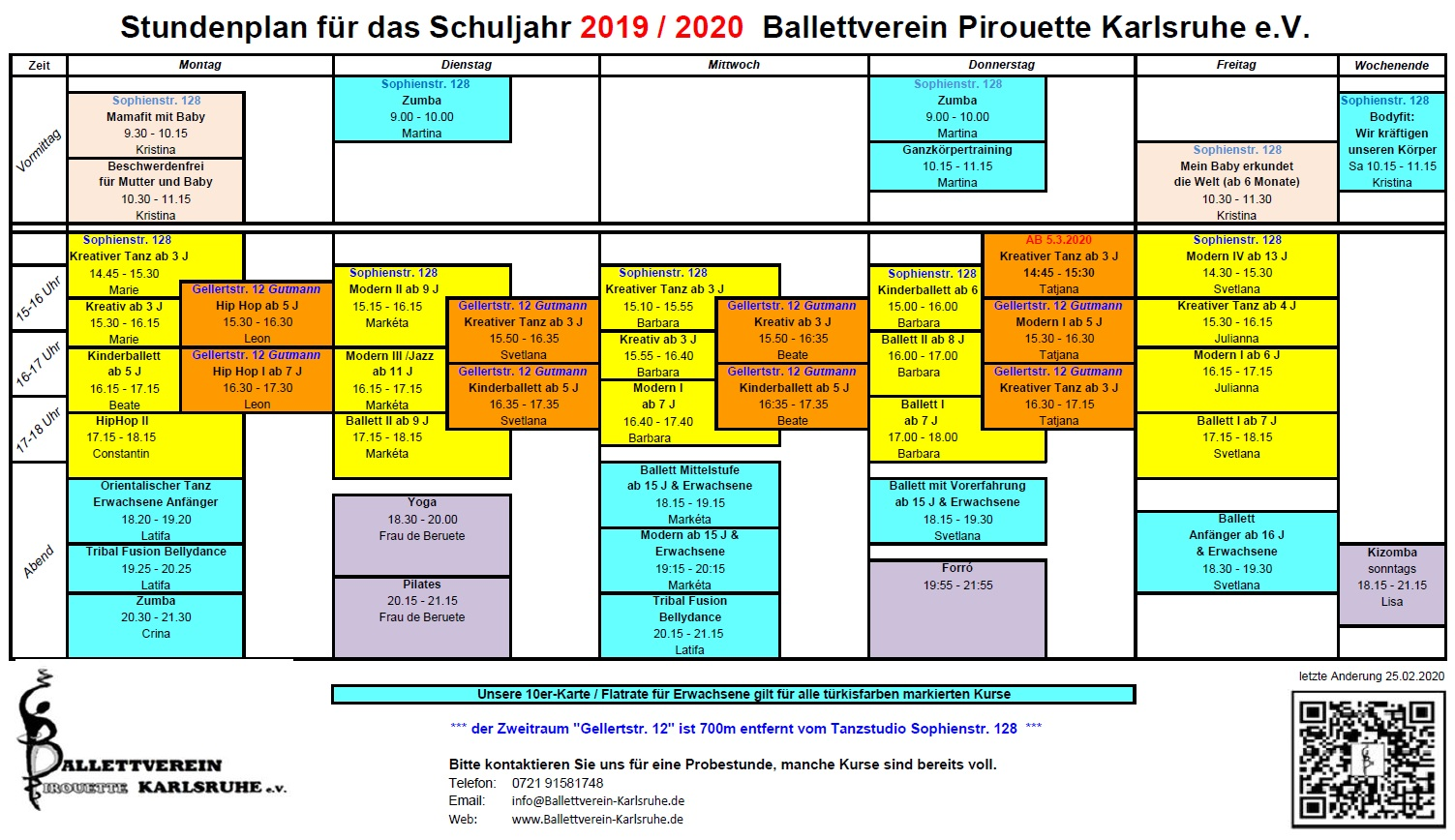 Stundenplan_Ballett_Ballettschule_Karlsruhe_Modern_Dance_Flamenco_Tanzschule_2019